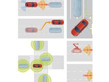 rond MOOC autonomous vehicles © Inria d'après © chombosan and © bigpa – Fotolia.com